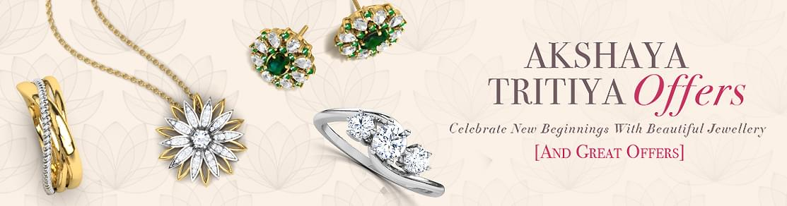 Akshaya Tritiya Offers | Celebrate New Beginings with Beautiful Jewellery
